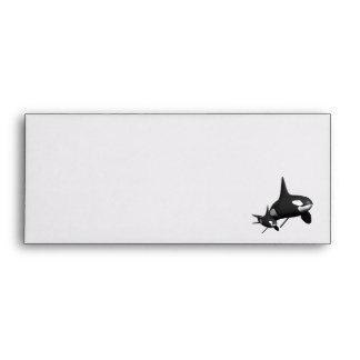 Momma Whale Envelopes