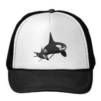 Momma Whale Trucker Hat
