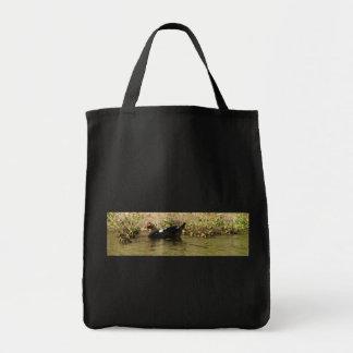 Momma y bolso de los patos del bebé bolsa