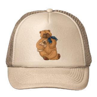 Momma y osos gorras