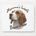 Momma's Brown Noser Mouse Mat