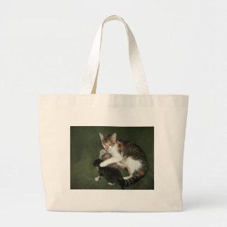 Momma's Fuzzies! Tote Bags