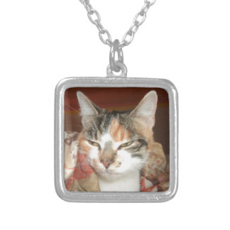 Mommas Glare Silver Plated Necklace