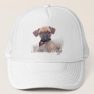 Momma's Lil Puggle Trucker Hat