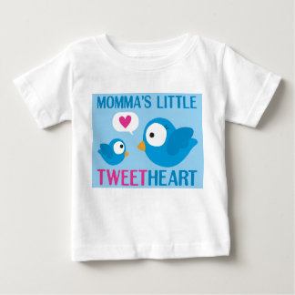 momma's little tweetheart baby T-Shirt