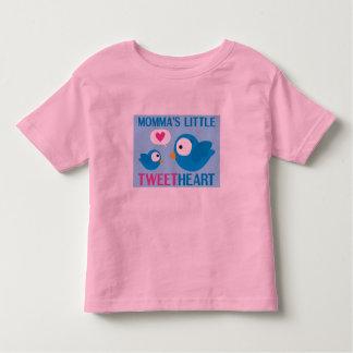 momma's little tweetheart t shirt
