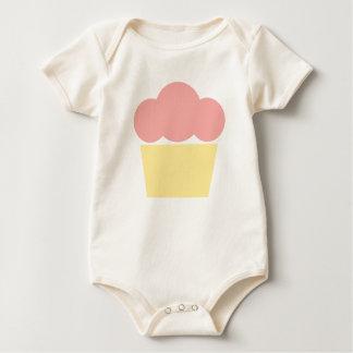 Mommas mini cupcake baby bodysuit