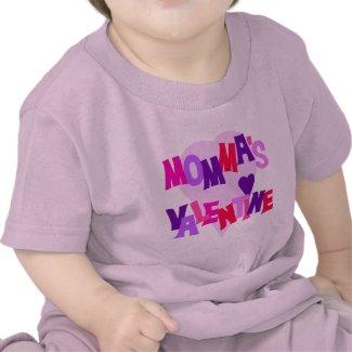 Momma's Valentine shirt