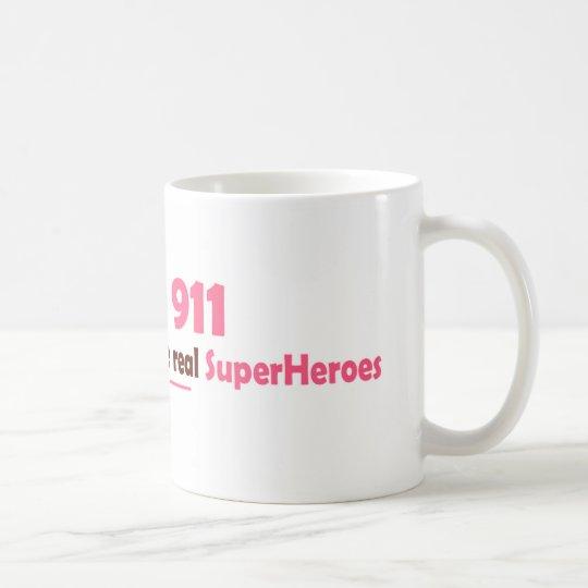 Mommie 911 mug