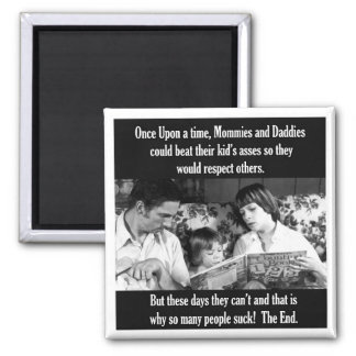 Mommies and Daddies Magnet