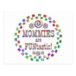 Mommies are FUNtastic Postcards