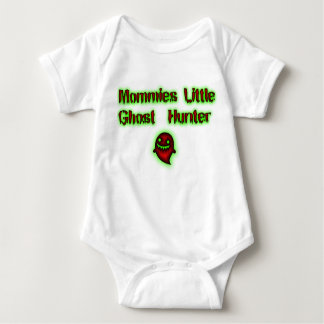 Mommies Little Ghost Hunter infant creeper