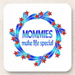 Mommies Make Life Special Coasters