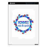 Mommies Make Life Special iPad 3 Skin