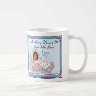 MomMom and PopPop Lease Memorial Mugs for both