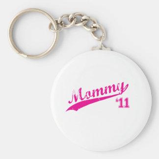 mommy 2011 keychain
