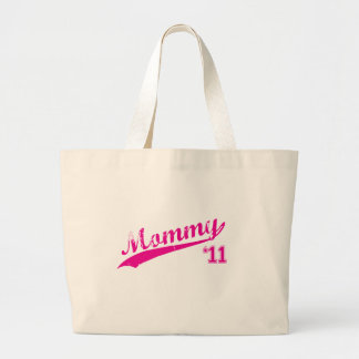 mommy 2011 large tote bag