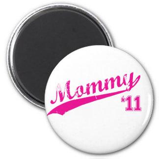mommy 2011 magnet