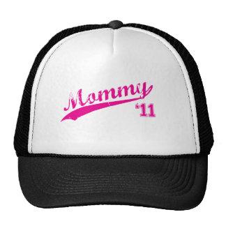 mommy 2011 trucker hat