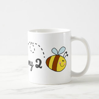 Mommy 2 Bee Coffee Mug