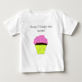 Mommy and Daddy's Little Cupcake Kids T-Shirt