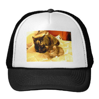 Mommy and Jr Trucker Hat