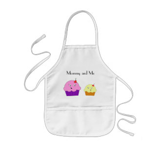 Mommy and Me Kids Apron
