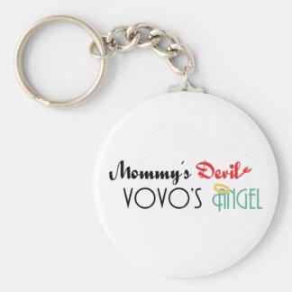 Mommy's Devil, Vovo's Angel Keychain