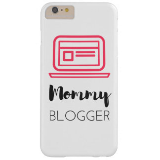 Mommy Blogger iPhone Case