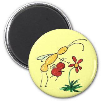 Mommy Bug magnet