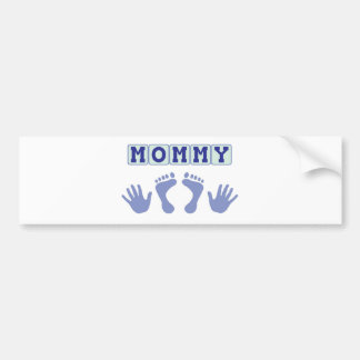 Mommy Bumper Sticker