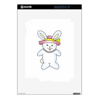 MOMMY BUNNY SKIN FOR iPad 2