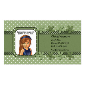 Mommy Calling Card Business Card