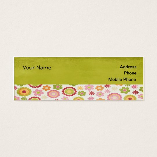 Mommy Calling Card or Business card