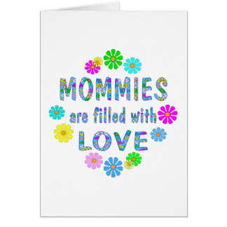 Mommy Greeting Card