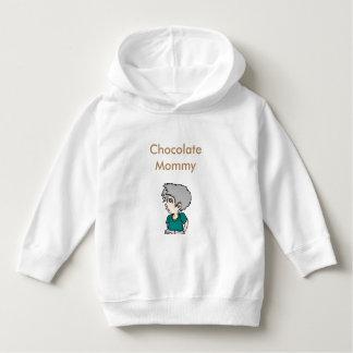 Mommy chocolate hoodie