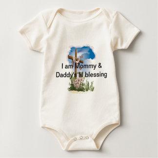 mommy & daddy's Blessing Bodysuit