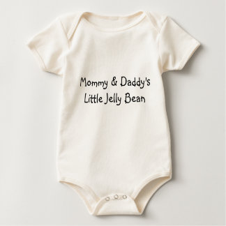 Mommy & Daddy's Little Jelly Bean Baby Bodysuit