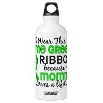 Mommy Deserves Lifetime Lymphoma Water Bottle