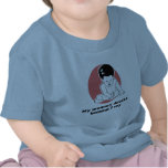 Mommy drinks because I cry baby t-shirt