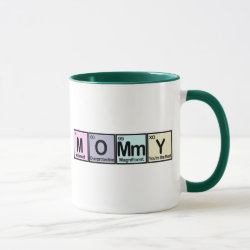 Combo Mug with Mommy design