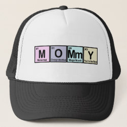 Trucker Hat with Mommy design