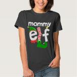 Mommy Elf Tee Shirt
