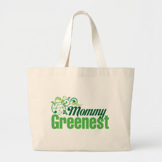 Mommy Greenest Tote Bag