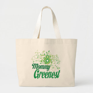 Mommy Greenest Tote Bags