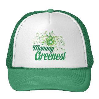 Mommy Greenest Trucker Hat