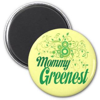 Mommy Greenest Fridge Magnets