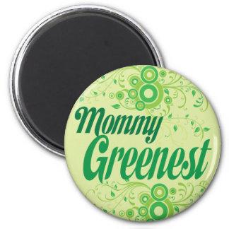 Mommy Greenest Refrigerator Magnets