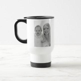 Mommy I wish Poem Travel Mug