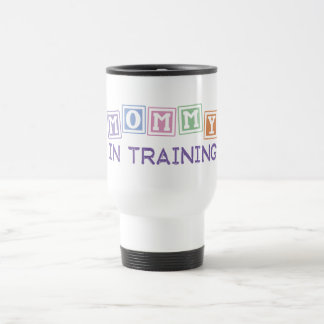 Mommy In Training Travel Mug